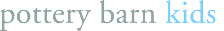 Pottery Barn Kids logo
