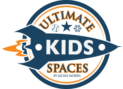 ultimate kids spaces by jackie morra Logo